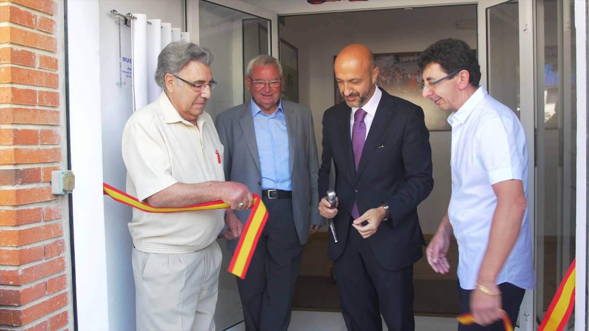 museo del helado inauguracion franfer horchaterias los valencianos