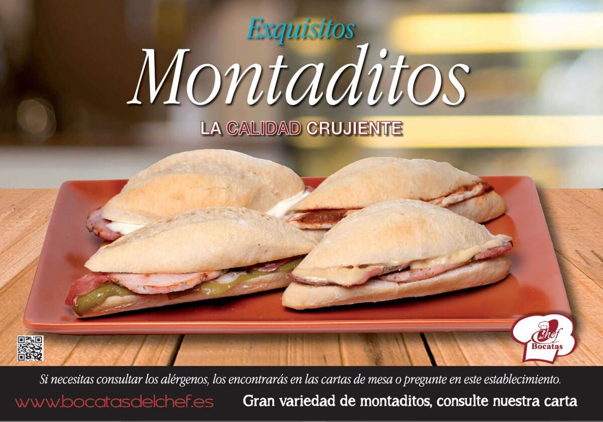productos distribucion montaditos portada franfer horchateria los valencianos