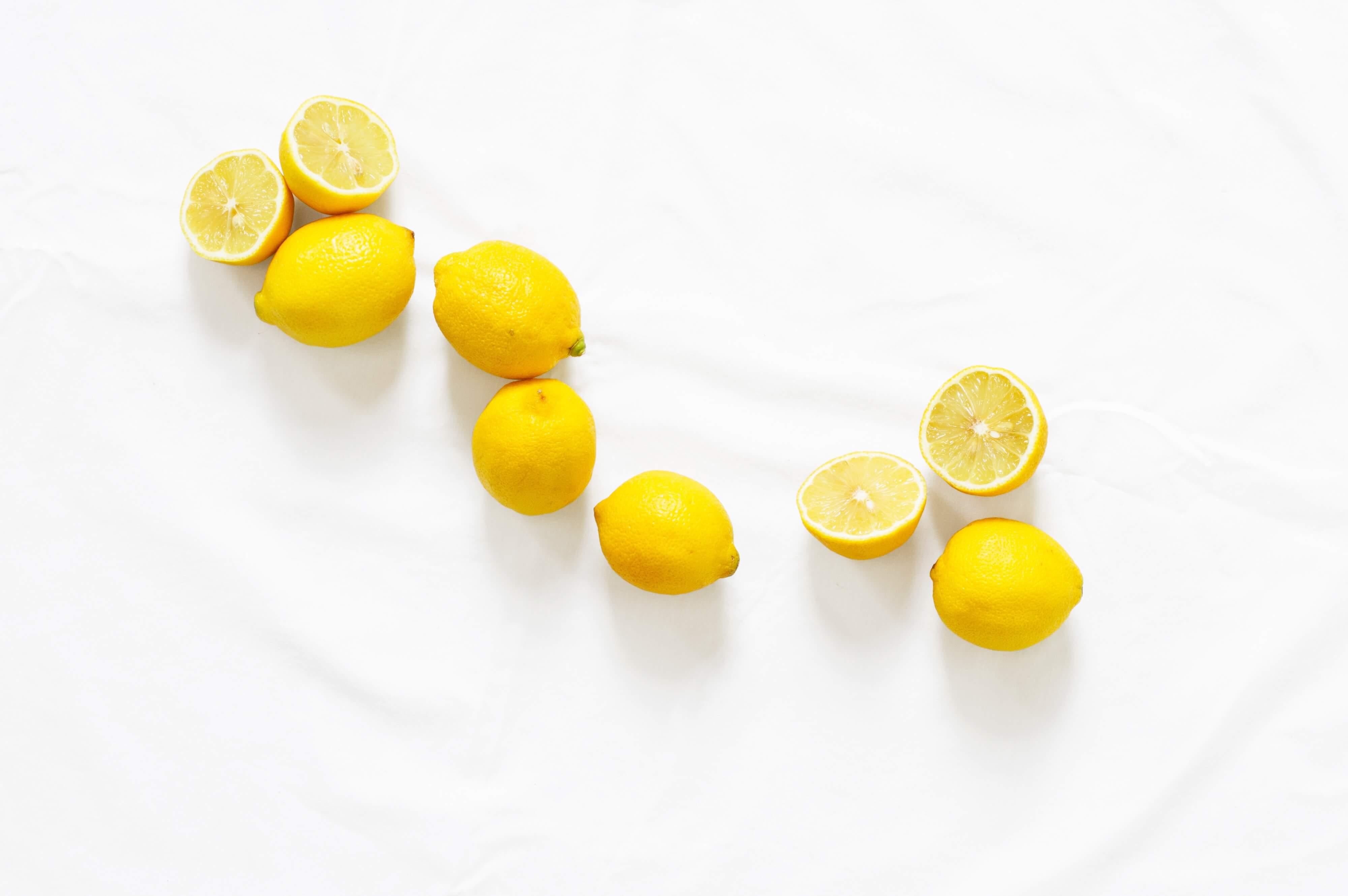 productos fabricacion limones franfer horchateria los valencianos