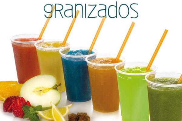 productos fabricaciones granizados frutas franfer horchateria los valencianos