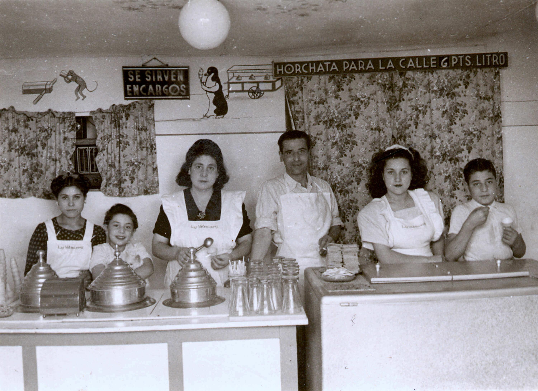 1947/1967 – Primera Horchatería Los Valencianos