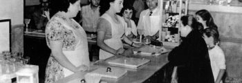 1955 – Inauguración C/Salamanca