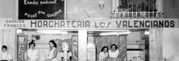 1955 – Heladería C/Feria