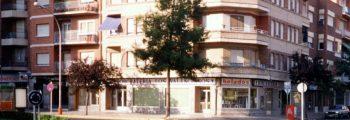 1986 – Inauguración Plaza Pablo Picasso