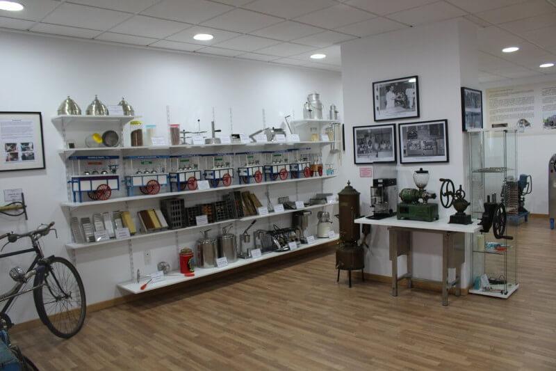 2014 – Inauguración Museo del Helado en Polígono Campollano