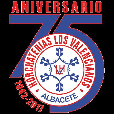 75 ANIVERSARIO franfer horchaterias los valencianos albacete