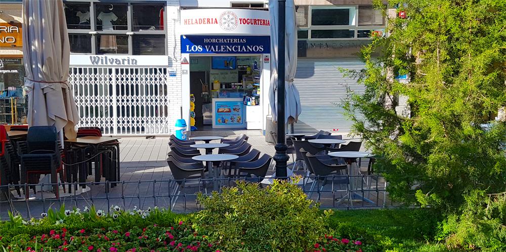 2017 – Apertura en Plaza del Altozano